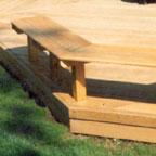 deck sealer-natural color