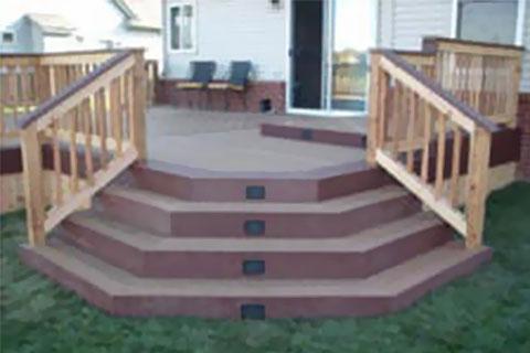 deck builders Michigan